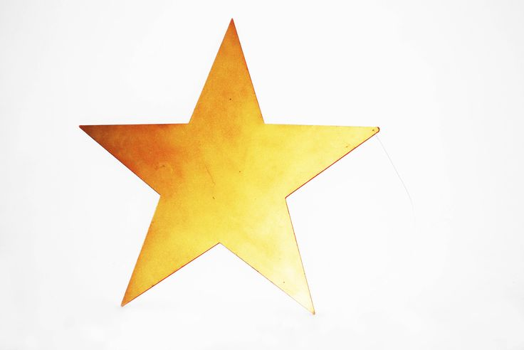 Gold Star (Centre Piece)