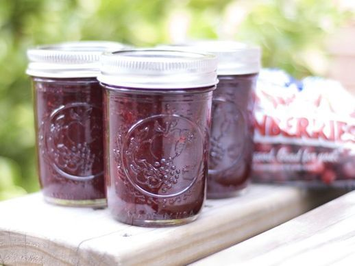 Blueberry Port Jam Recipe — Dishmaps