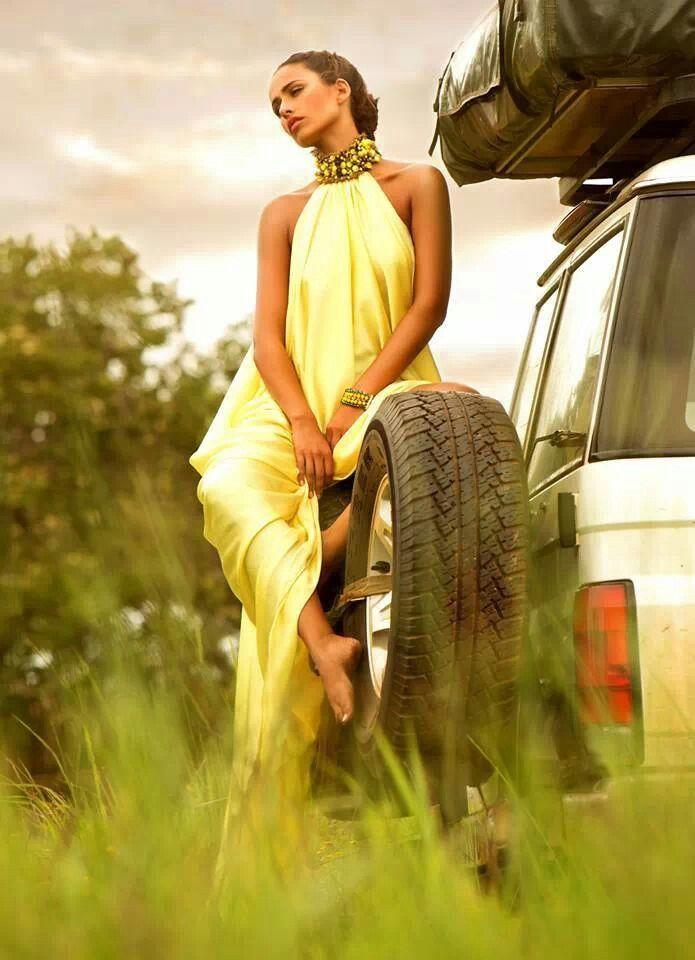 Model:Rita Pereira / Dress:Micaela Oliveira