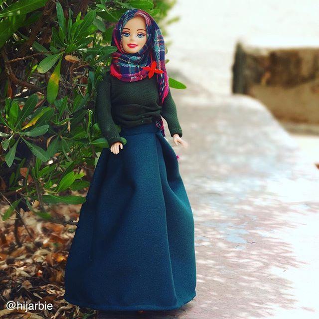 Hey there! #Hijarbie #hijabfashion #hijabmuslim #hijarbiestyle