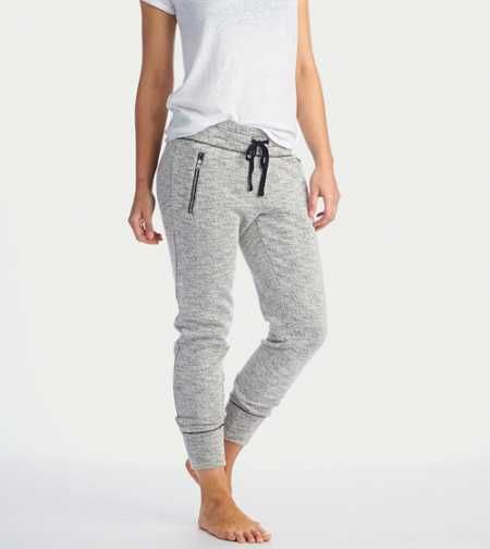 Elegant GRAY JOGGERS On The Hunt