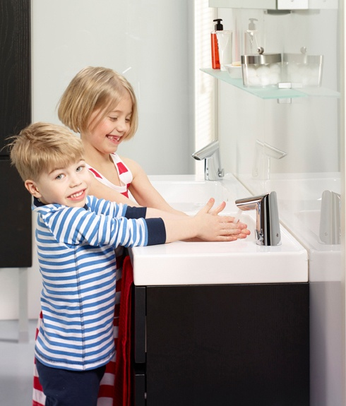 New Oras Optima faucets - Easy to use, Ecological, Safe. Smart included.
