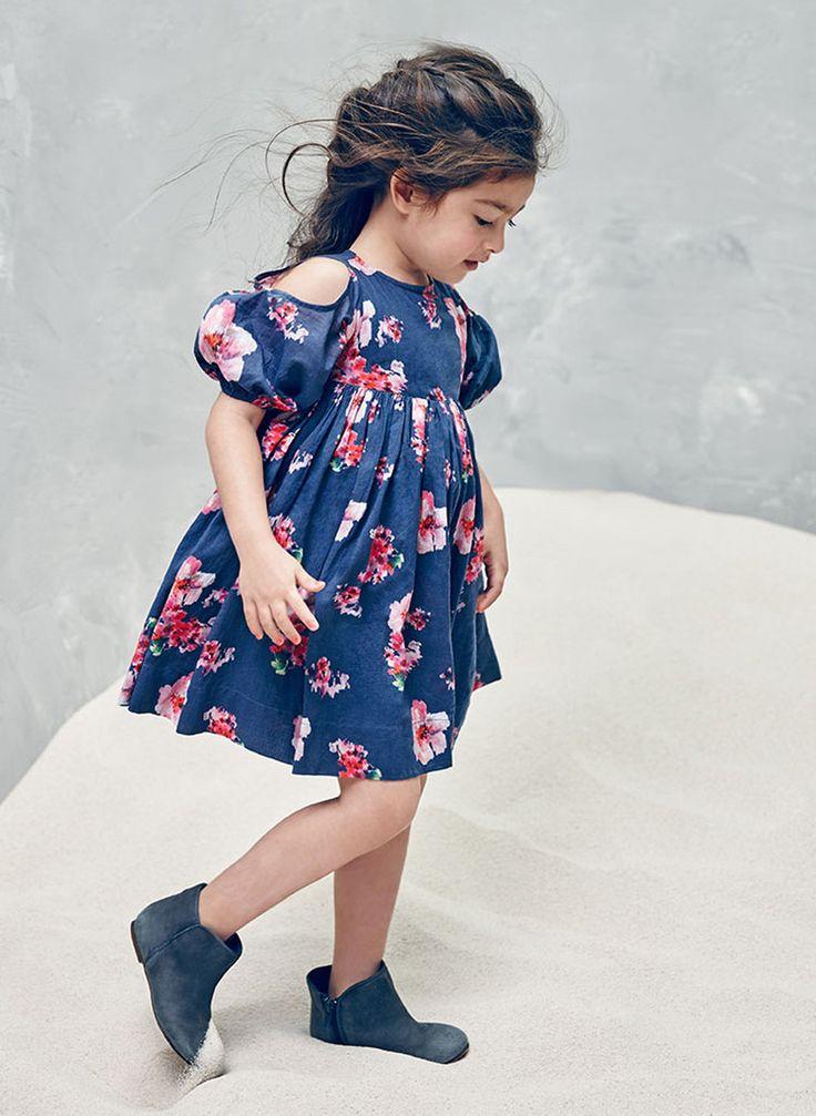 Nellystella Vanessa Dress in Blossom Floral - N15F009 - PRE-ORDER