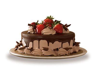 Publix Strawberry Sensation    I love making this cake!!!!!!!....I love my job :)