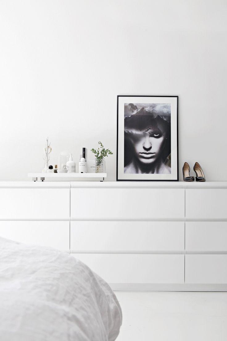 """Ikea Aufbewahrung Aktenordner ~   Ideen zu """"Malm auf Pinterest  Ikea, Ikea Hacks und Ikea Hacker"""