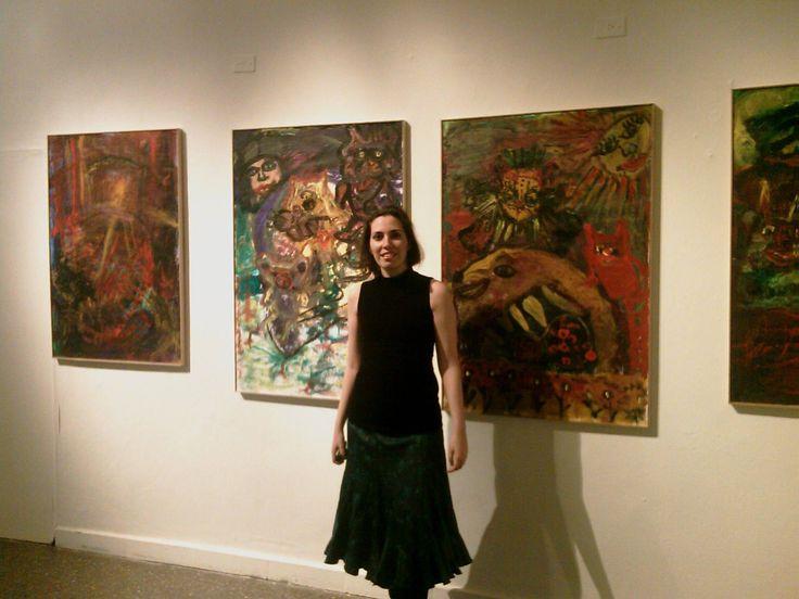 """Ana Clara Diquattro: """"Es una obra con mucho amor, en la que expreso sentimientos"""""""