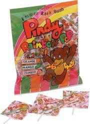 Pindy Pop #jajanan #80an #90an
