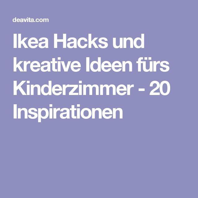 New Ikea Hacks und kreative Ideen f rs Kinderzimmer Inspirationen