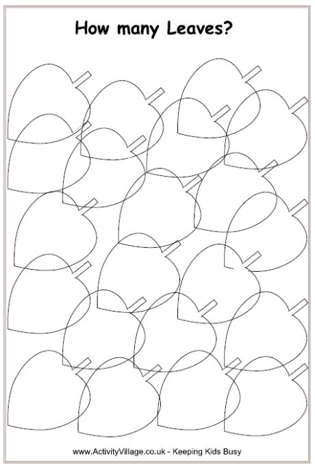 activity village coloring pages autumn - photo#20