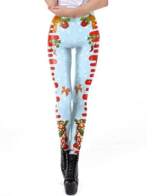 ffad0e933a145f Womens Digital Print Ugly Christmas Christmas Pants | Products ...