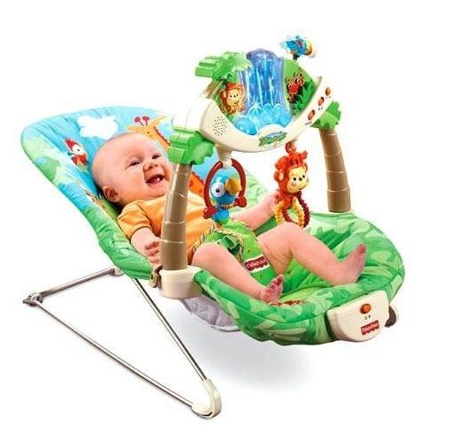 Fisher Price Yağmur Ormanı ana kucağındaki Işıklar saçan, şelale sesi çıkaran ve hareket eden oyuncakların olduğu ekran bebeklerin eğlenceli zamanlar geçirmesini sağlayacak. Kidycity.com satış fiyatı 199,90 TL, kargo bedava avantajıyla!