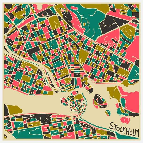 Stockholm - Jazzbery Blue