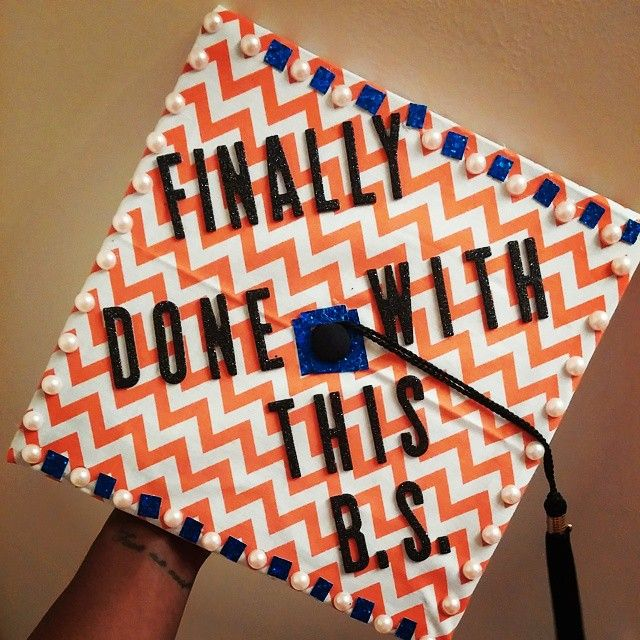 Pin by mary beth openshaw on senior night pinterest for Accounting graduation cap decoration
