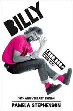 Billy by Pamela Stephenson - biography of Billy Connolly FREE POSTAGE