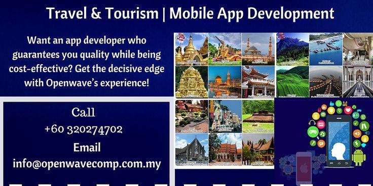 Travel and Tourism Mobile App Development | Malaysia - http://www.openwavecomp.com.my/mobile_application_development.html