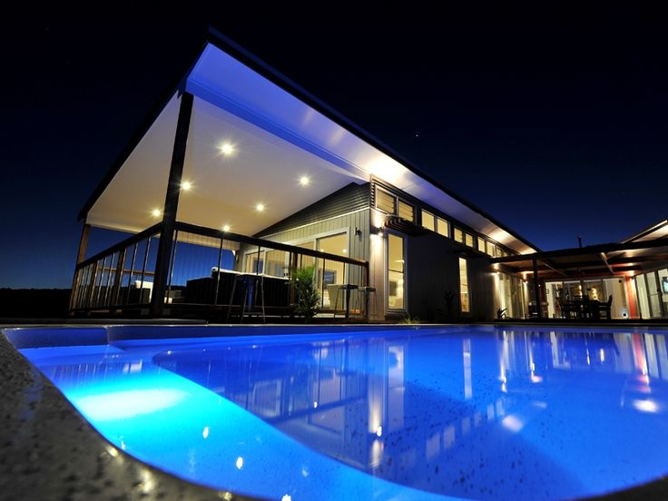 Vertical Cable Fencing Stunning Pool Fence - Gunnedah, NSW
