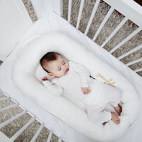 Buy Sleepyhead Deluxe Portable Baby Pod, White Online at johnlewis.com
