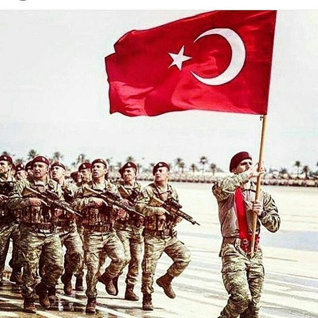 Turkey Special Forces - Special Operation Forces - ( Combat Search and Resuce -MAK- ) Nick Name: Maroon Berets