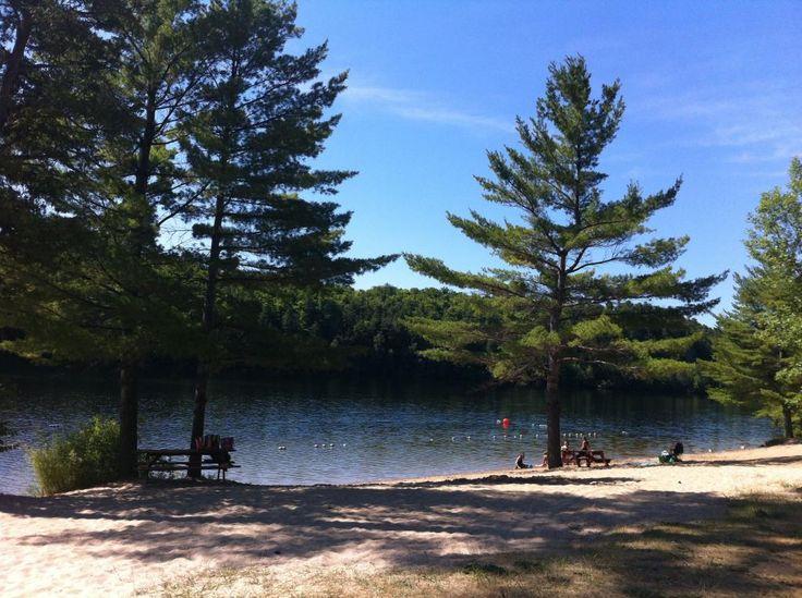 Visit Plage Burnstown Beach (McNab Park) on the Waterkeeper Swim Guide.