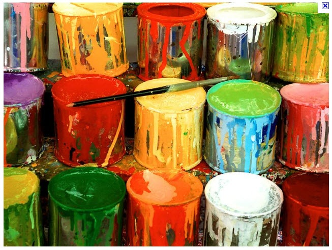 Ways to Reuse that Expired Interior Paint.So you painted your bedroom last year and have some leftover interior paint.  Now it's expired, and won't mix well enough to use in any other rooms. What to do?  If you throw out your expired interior paint, it will end up in the landfill and some runoff will probably end up in the water.  No good for mother Earth. It's not recyclable, even though the can is – but first, we have to figure out what to do with the paint inside!Click the photo to read…