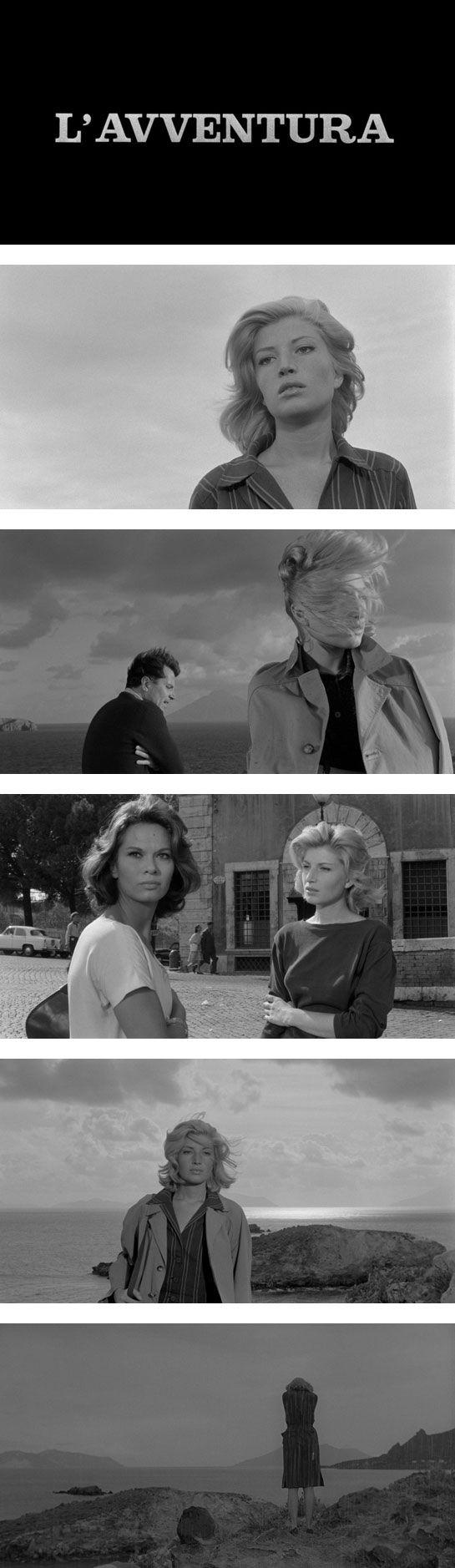 L'Avventura. 1960, A, Aldo Scavarda, Michelangelo Antonioni