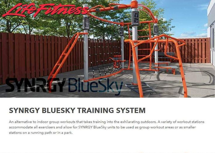 Synrgy BlueSky Training System
