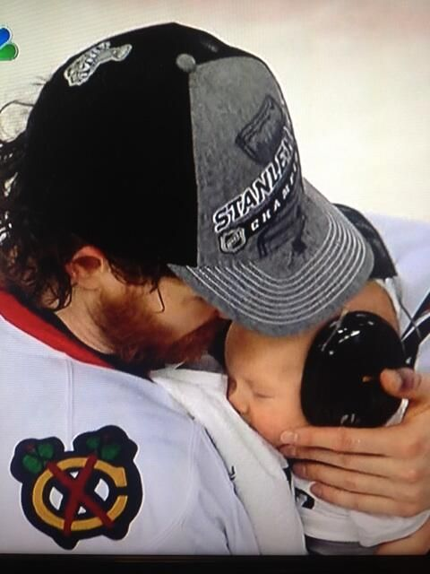 Duncan Keith and Colton