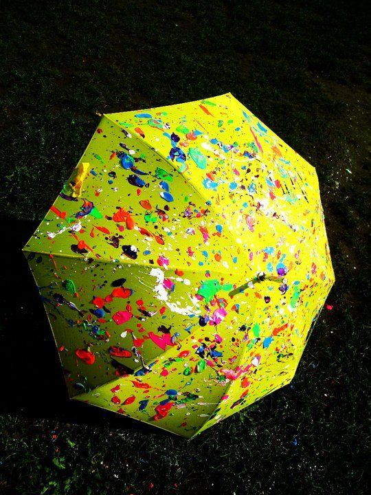 29 best images about painted umbrella on pinterest the for Painting projects