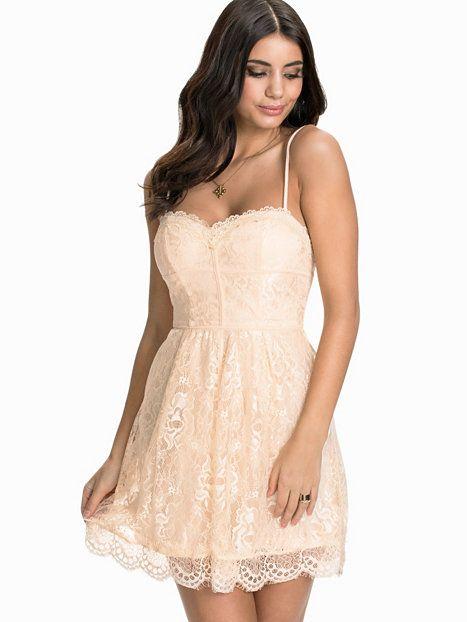 Lingerie Binding Dress