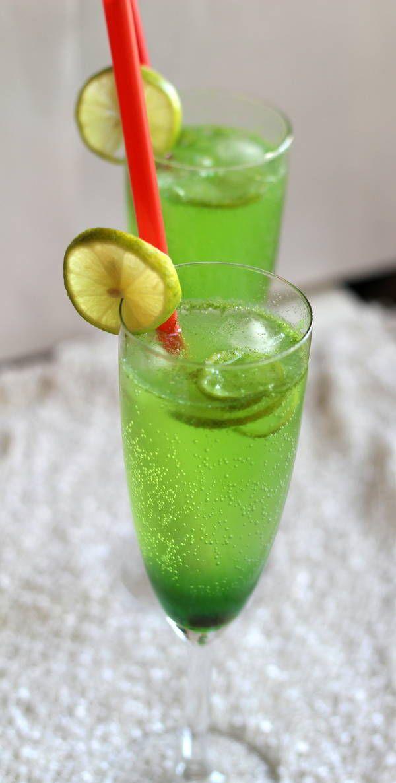 Khus Cooler, Citrus Khus Cooler   Khus Sharbat Recipe - WeRecipes
