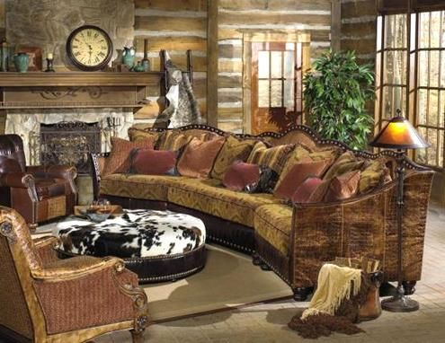 Western Living Room Chairs Idea