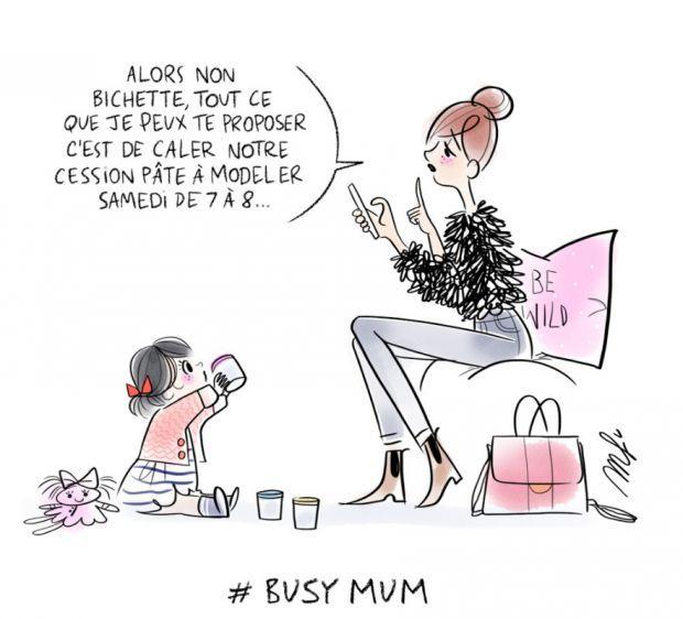 illustration magalie F maman.jpg - Magalie F   Virginie