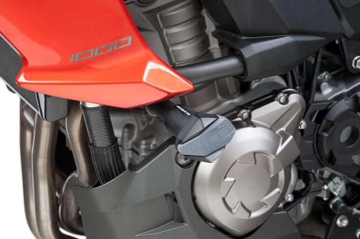 REF.7715N - Protectores de Motor R12/ Crash pads R12
