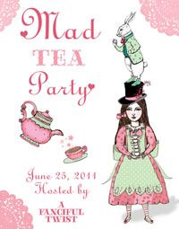 Mad Tea Party 2011 {An Invitation}