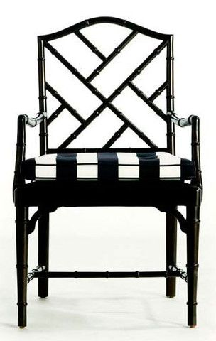 Chippendale chair. Love this chair.