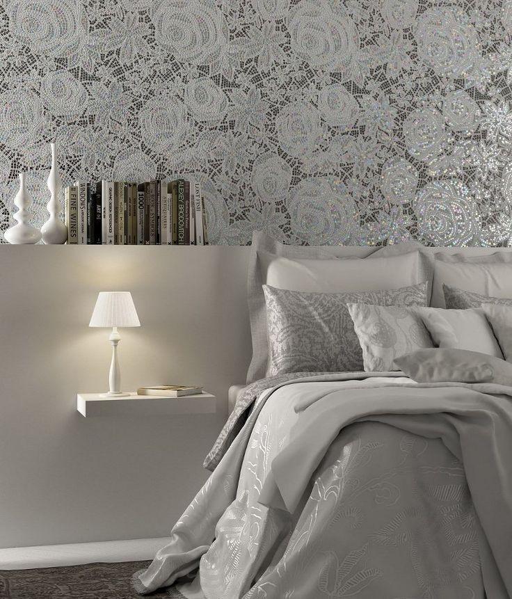 EMBROIDERY #mosaic by Trend Group @trendgroupspa | Soveværelse / Bedroom | Pinterest | Soveværelse