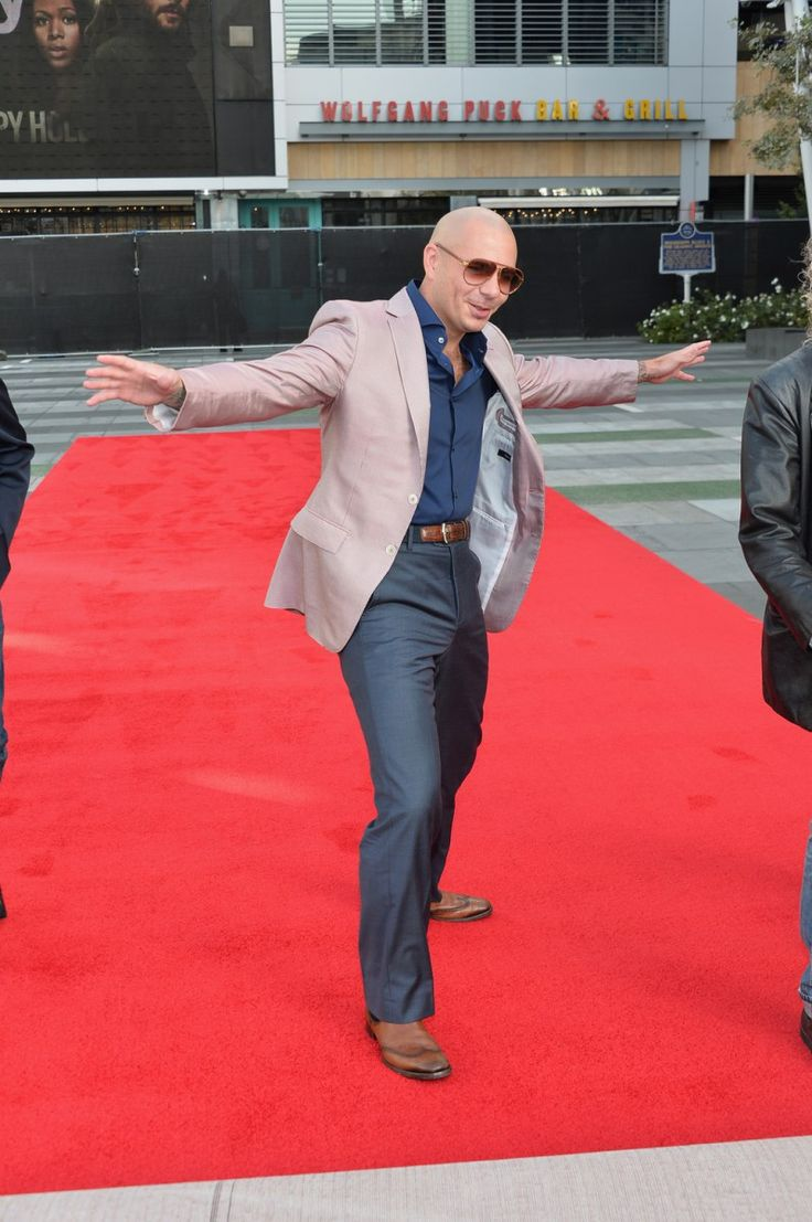 This is for everyone who knows that Pitbull is actually a gift to this world.              View this image ›      Getty Images / Bryan Bedder        First of all, he managed to go from just a one-area-code man…              View this image › ...