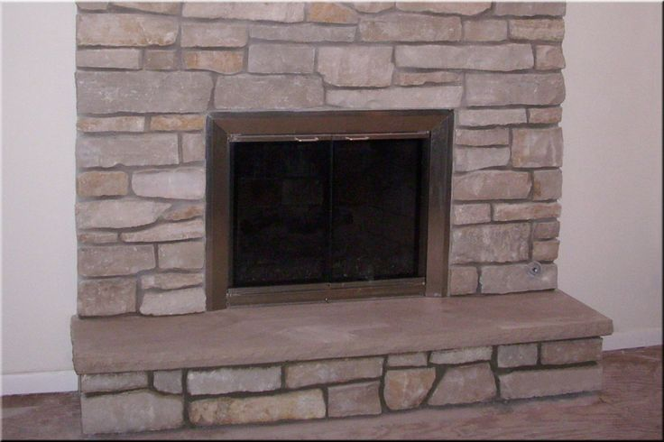 19 Beautiful And Simple Stone Fireplace Concept