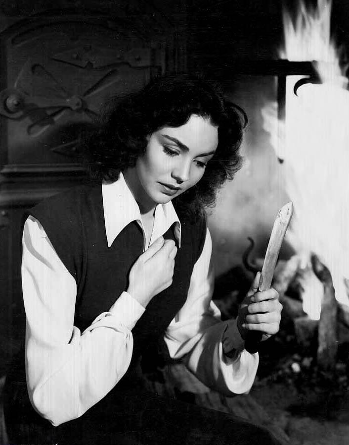 Jennifer Jones In Love Letters 1945