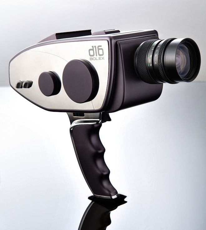 Digital Bolex- the first digital cinema camera to shoot RAW at a price anyone can afford
