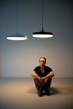 Australian designer wins award at Milan: Designer Viktor Legin's 'Balance' pendant light wins third place in the Salone Satellite Awards.