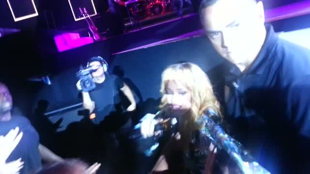 Rihanna Hits Fan With a Microphone After They Grab on Her Too Long! (Watch Video)