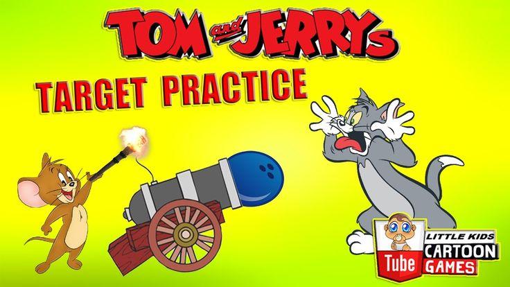 ᴴᴰ ღ Tom and Jerry 2017 Games ღ Tom and Jerry - TARGET PRACTICE ღ Baby G...