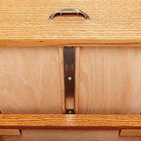 9 best Drawer repair images on Pinterest | Furniture projects ...