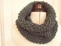 Free Finger Knitting Patterns : snood knitting pattern free - Google Search Things I love Pinterest Kni...