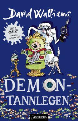 Nok en ellevill historie fra David Williams. Dette er boken for alle med tannlegeskrekk.