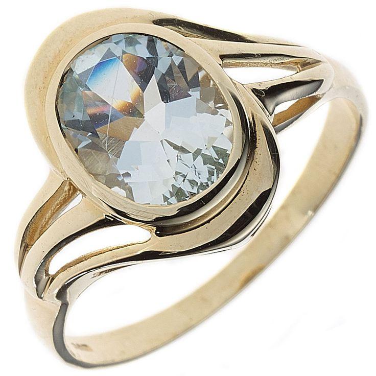 Damen Ring 585 Gold Gelbgold 1 Aquamarin hellblau blau Goldring günstig Gr.50-60 http://www.ebay.de/itm/Damen-Ring-585-Gold-Gelbgold-1-Aquamarin-hellblau-blau-Goldring-guenstig-Gr-50-60-/152602147225?ssPageName=STRK:MESE:IT