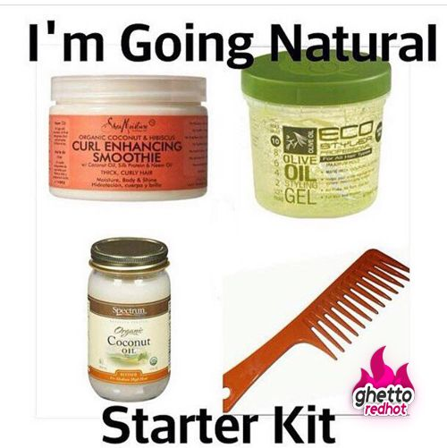 natural-starter-kit I don't know why it was posted on ghetto red hot but it is the truth LOL