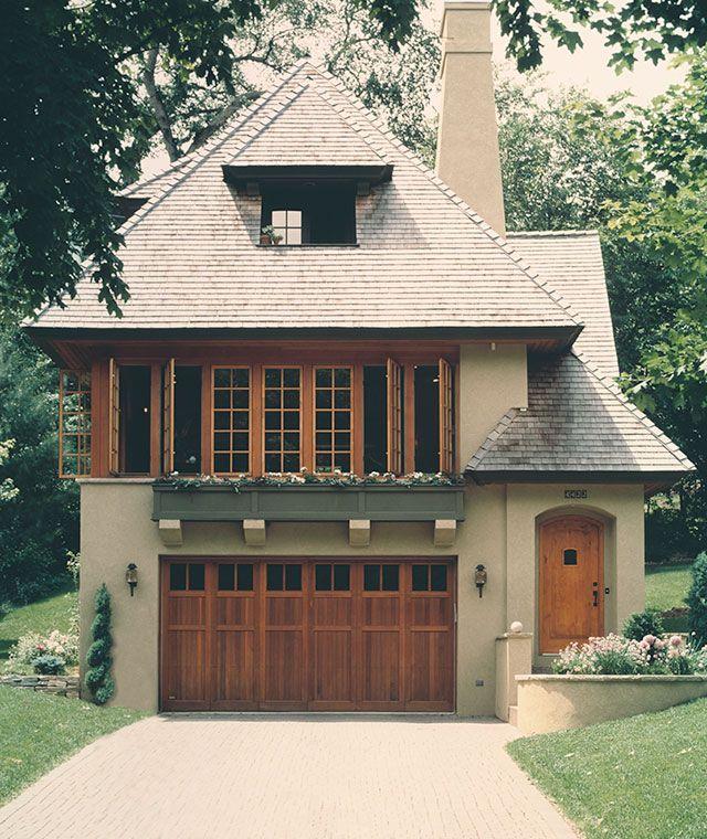 61 best garage apartment plans images on pinterest for Carriage house garage apartment plans