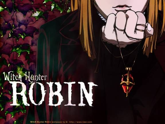 One of the better anines to appear on adult swim. Sad they let it go. Witch Hunter Robin - anime Photo